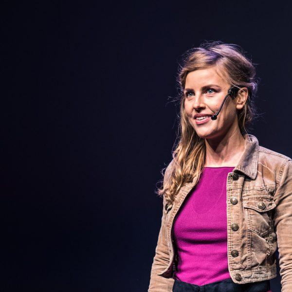 Anna Muchnicka prelekcje dla firm